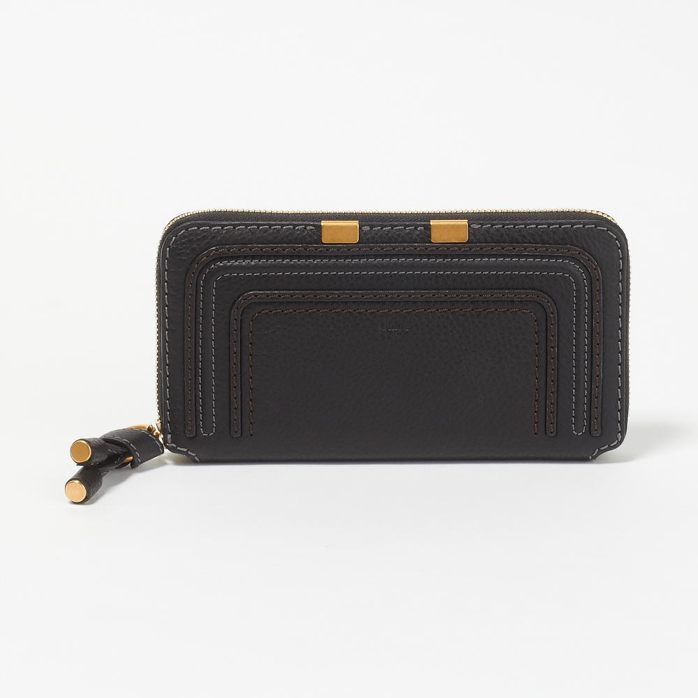 クロエ CHLOE 財布 長財布 3P0571-161-001 BLACK 【MARCIE:マーシー】 【skl】