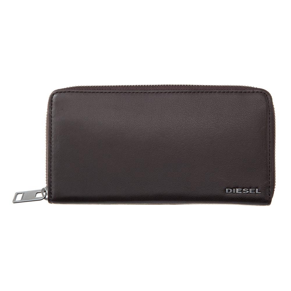 ディーゼル DIESEL 長財布 【FRESH STARTER】 X04458 PR227 ブラウン系(H6607)