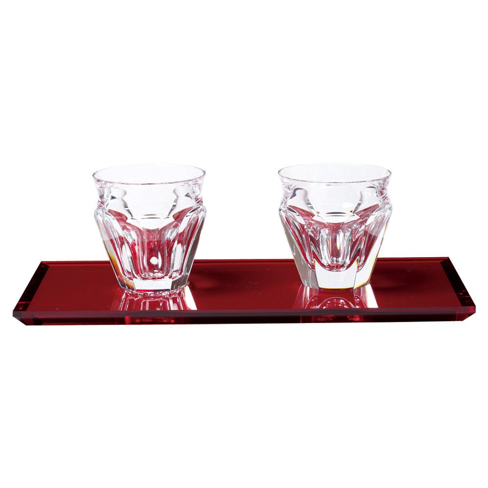 バカラ グラス BACCARAT 2805 283 タリランド コーヒーセット 【お取り寄せ】