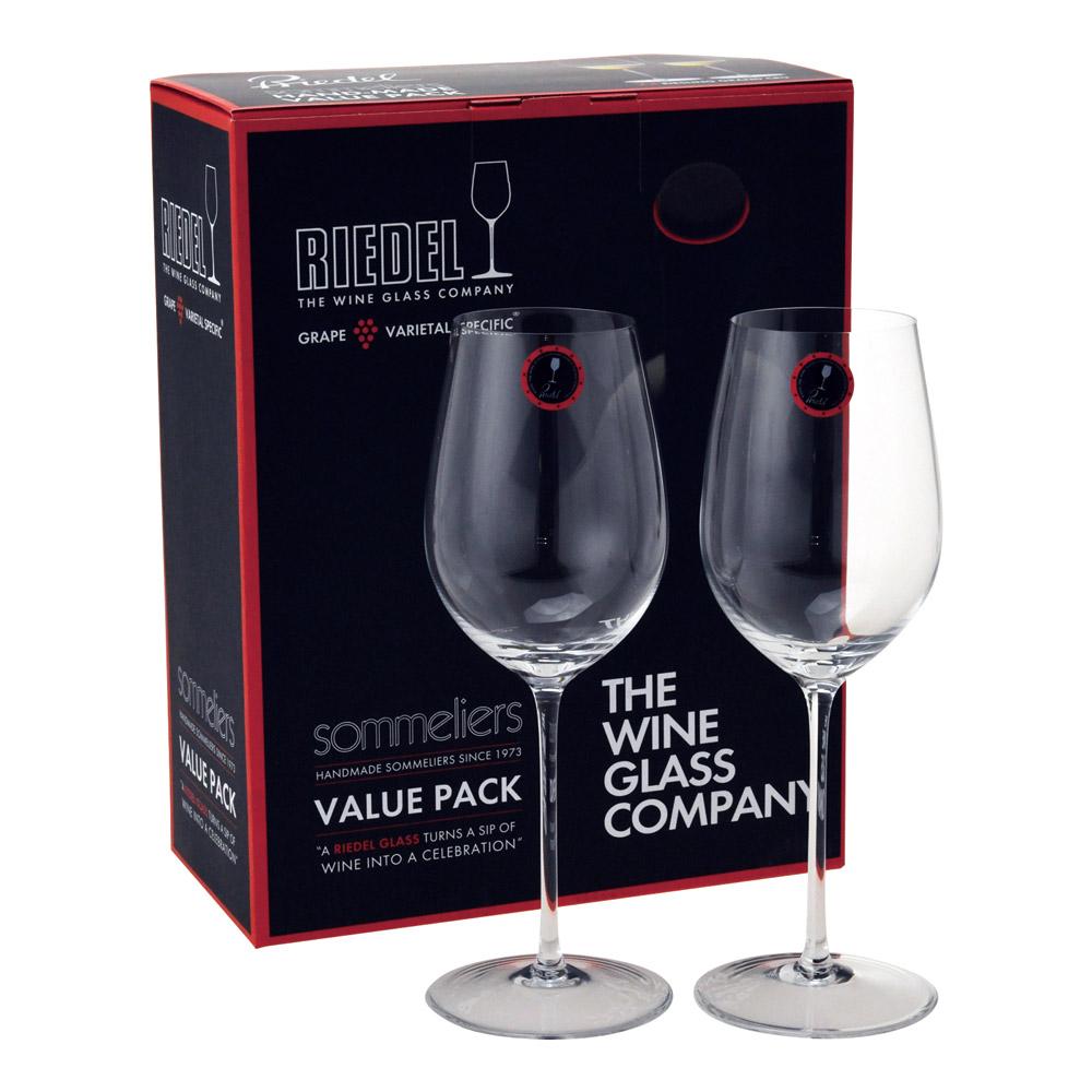 リーデル RIEDEL グラス ワイングラス SOMMELIER(ソムリエ) バリューパック リースリング・グラン・クリュ/ジンファンデル ペア 2440/15