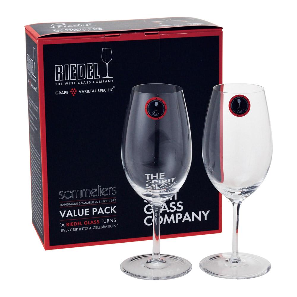 リーデル RIEDEL グラス ワイングラス SOMMELIER(ソムリエ) バリューパック ヴィンテージ・ポート ペア 2440/60