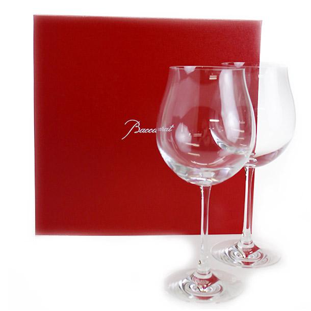 バカラ グラス デジスタシオン ブルゴーニュ ワイングラス ペア 【2610-925】 【バカラ:Baccarat】 【お取り寄せ】