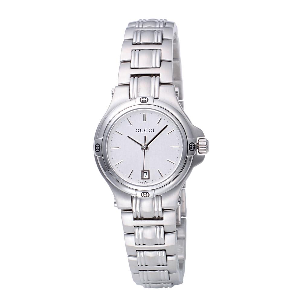 グッチ GUCCI 時計 レディース YA090520 シルバー