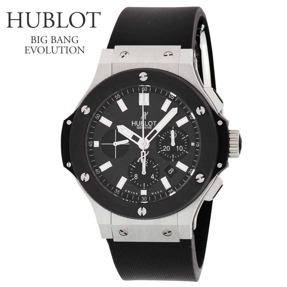 【ご予約会対象品】 ウブロ HUBLOT 腕時計 メンズ 301.SM.1770 RX 【BIGBANG EVOLUTION:ビッグバン エボリューション】 44mm 【お取り寄せ】