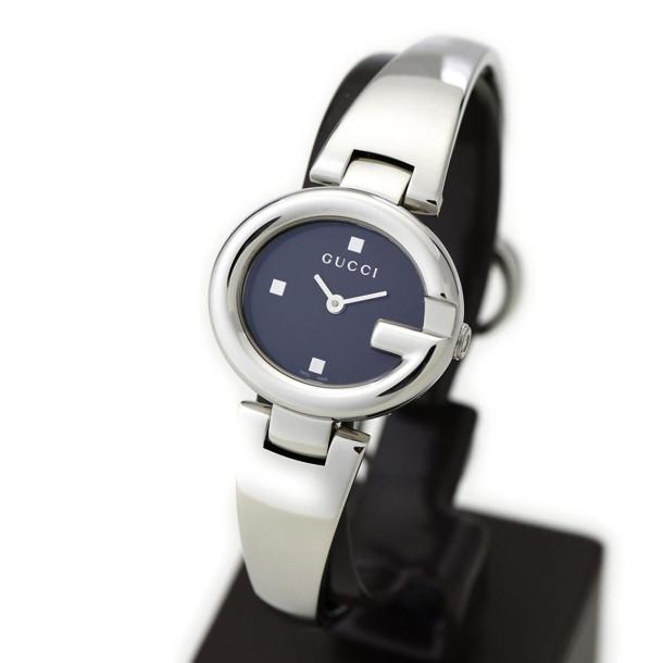グッチ GUCCI 腕時計 レディース 時計 【グッチシマ】 YA134501 ブラック