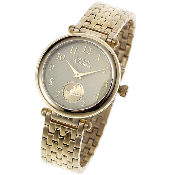 ヴィヴィアンウエストウッド 腕時計 レディース VIVIENNE WESTWOOD VV051 CPGD Primrose