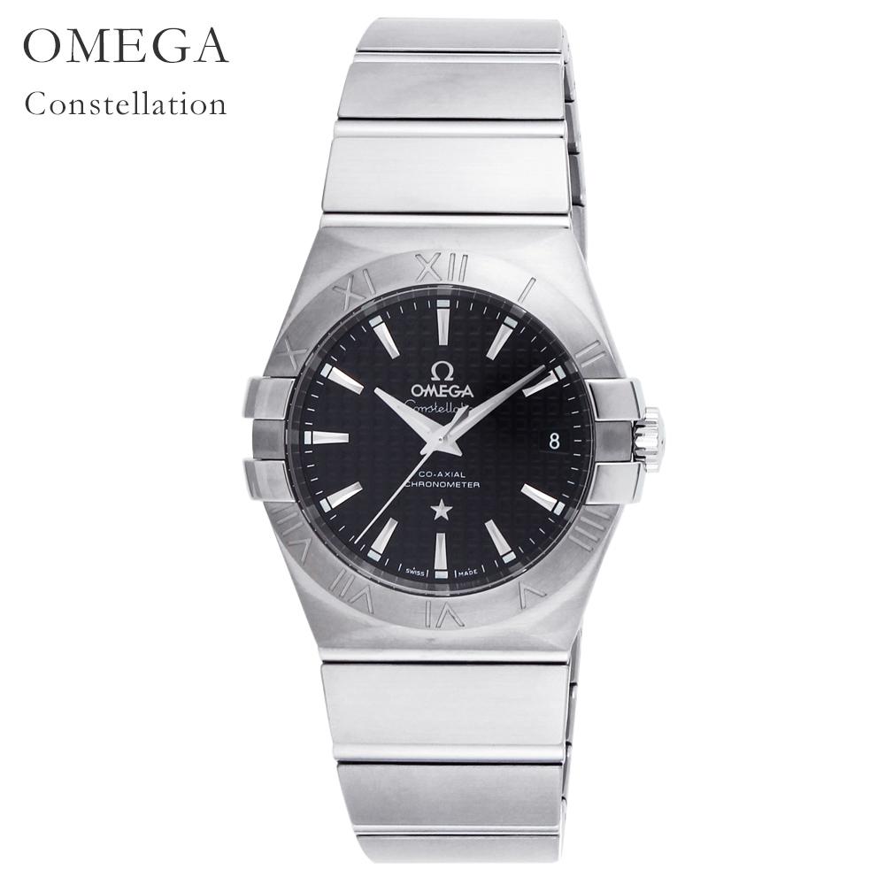 オメガ OMEGA 時計 メンズウォッチ 123.10.35.20.01.002 ブラック 35mm 【お取り寄せ】【wcm】 【お取り寄せ】【wcm】