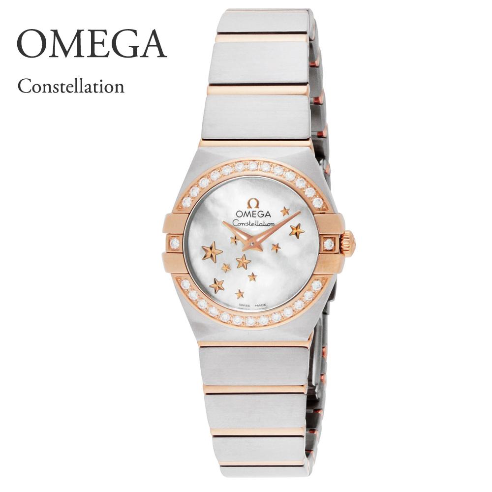 オメガ OMEGA 腕時計 レディースウォッチ コンステレーション 123.25.24.60.05.002 【お取り寄せ】