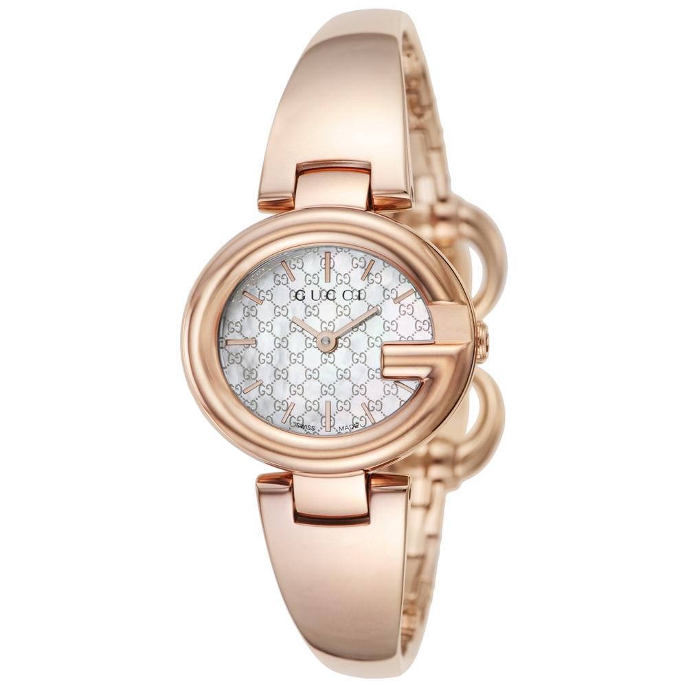 グッチ GUCCI 腕時計 レディースウォッチ ホワイトシェル YA134513