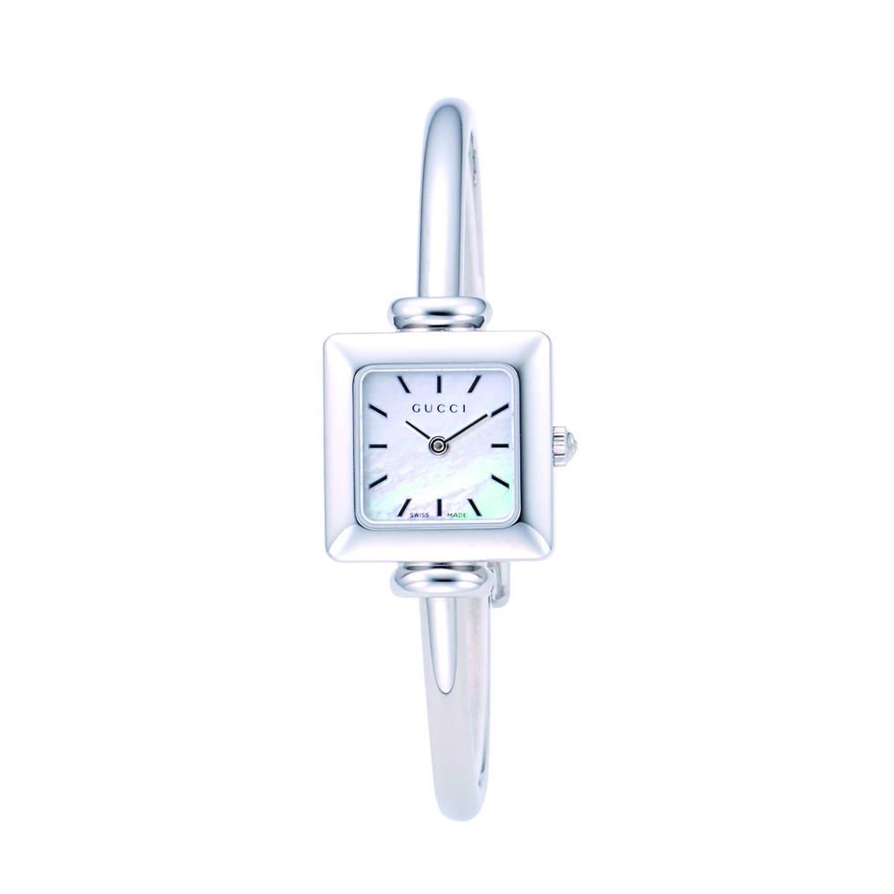 グッチ GUCCI 時計 レディースウォッチ YA019518 【1900】 ホワイトパール