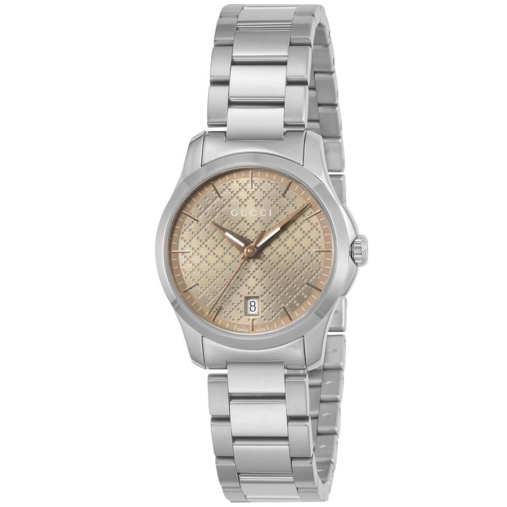 レディースウォッチ グッチ 【Gタイムレス】 腕時計 【お取り寄せ】【wcl】【hkc】【scd】【glw】 【お取り寄せ】【wcl】 GUCCI ブラウン YA126594