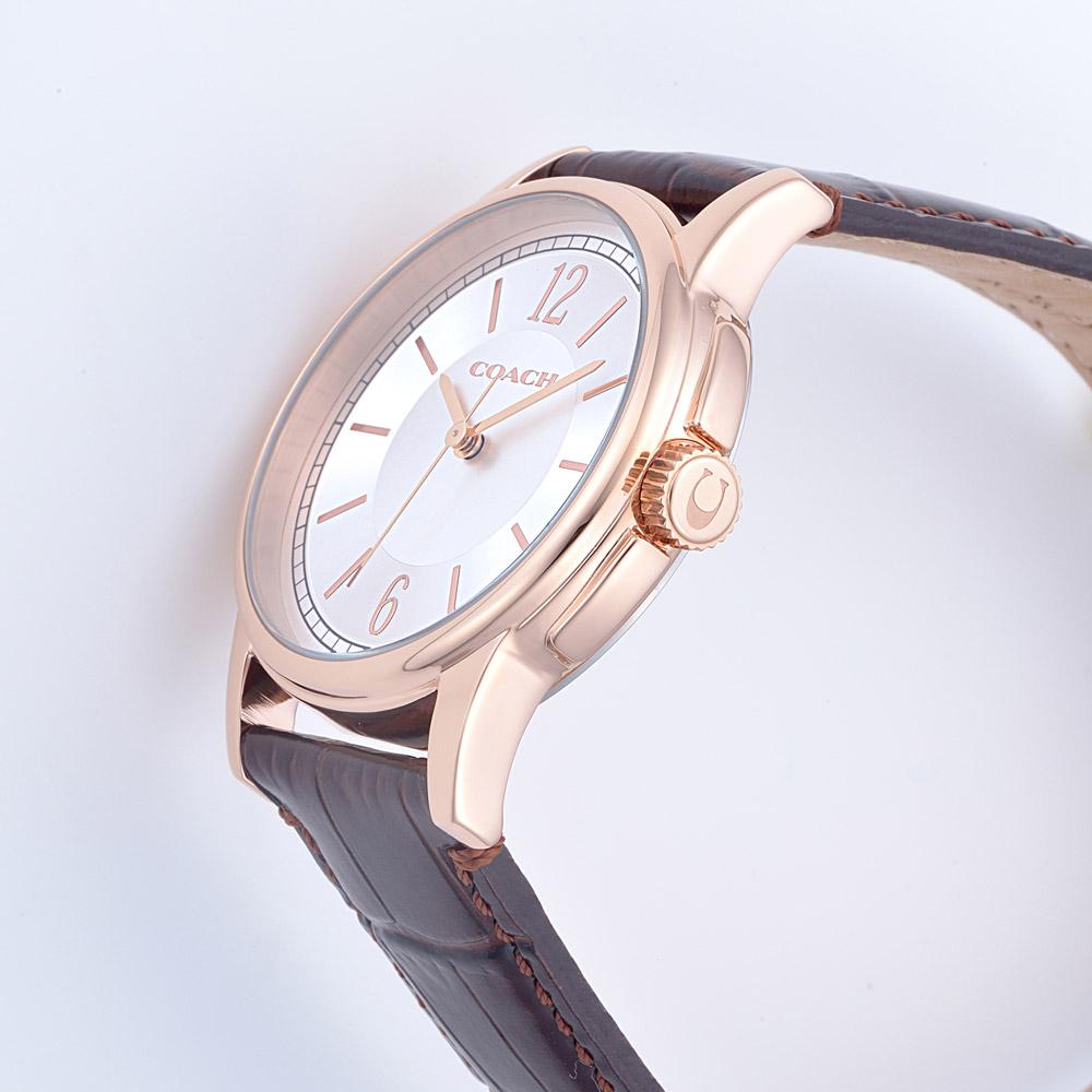 コーチ COACH 腕時計 ペアウォッチ 14000047 ピンクゴールド
