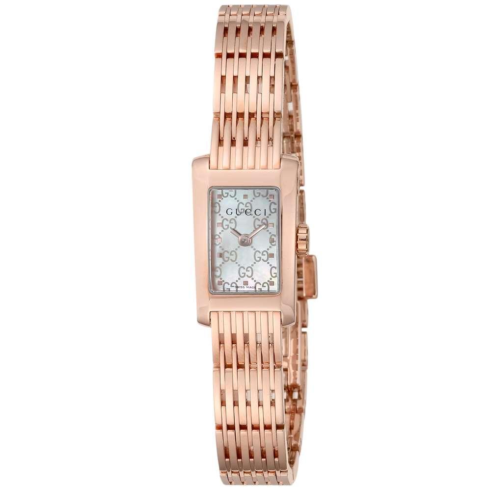 グッチ GUCCI 腕時計 レディースウォッチ 【Gメトロ】 YA086517 ホワイトシェル