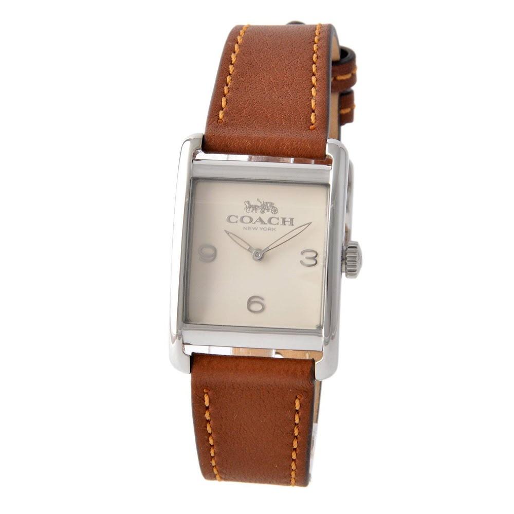 コーチ COACH 腕時計 レディースウォッチ 【RENWICK:レンウィック】 14502829 ブラウン
