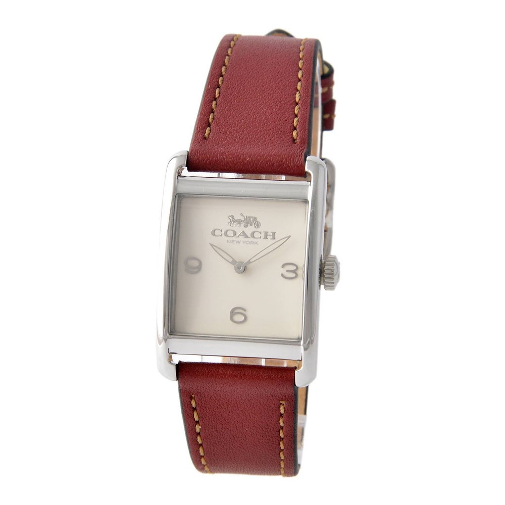 コーチ COACH 腕時計 レディースウォッチ 【RENWICK:レンウィック】 14502832 レッド 【wcl】