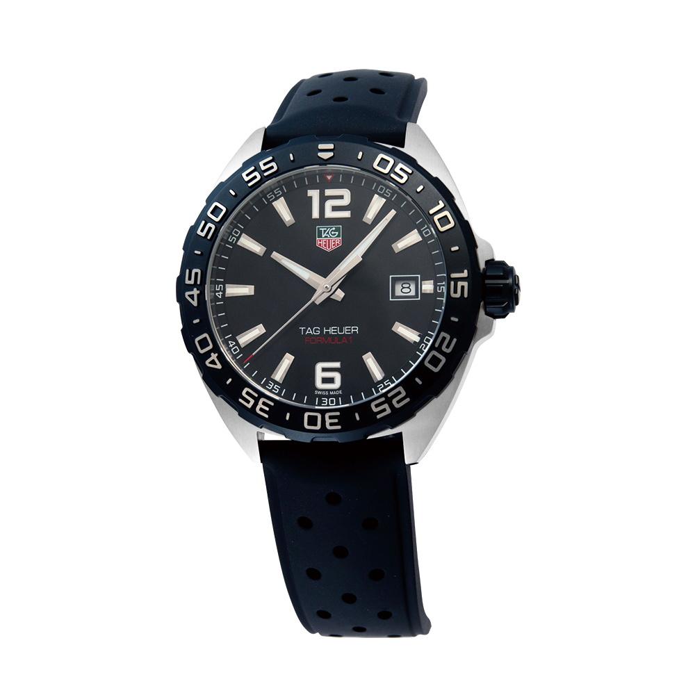 タグホイヤー TAG HEUER 腕時計 メンズウォッチ 【フォーミュラ1】 WAZ1110. FT8023 ブラック 【お取り寄せ】【wcm】 【お取り寄せ】【wcm】