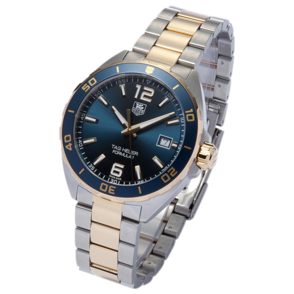 タグホイヤー TAG HEUER 腕時計 メンズウォッチ 【フォーミュラ1】 WAZ1120.BB 0879 ブルー 【お取り寄せ】【wcm】 【お取り寄せ】【wcm】
