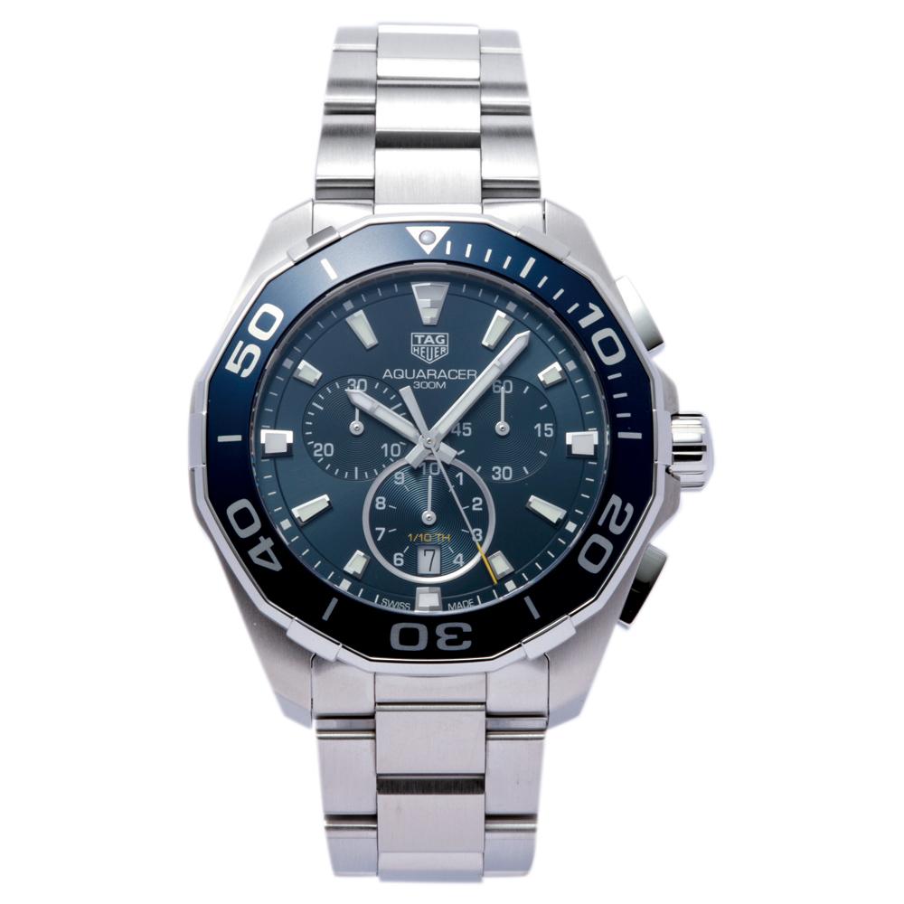 タグホイヤー TAG HEUER 腕時計 メンズウォッチ 【アクアレーサー】 CAY111B.BA 0927 ブルー 【お取り寄せ】【wcm】 【お取り寄せ】【wcm】
