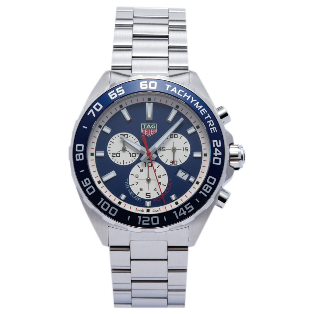タグホイヤー TAG HEUER 腕時計 メンズウォッチ 【フォーミュラ1】 CAZ1018.BA 0842 【レッドブルレーシング特別モデル】 ブルー 【お取り寄せ】【wcm】 【お取り寄せ】【wcm】