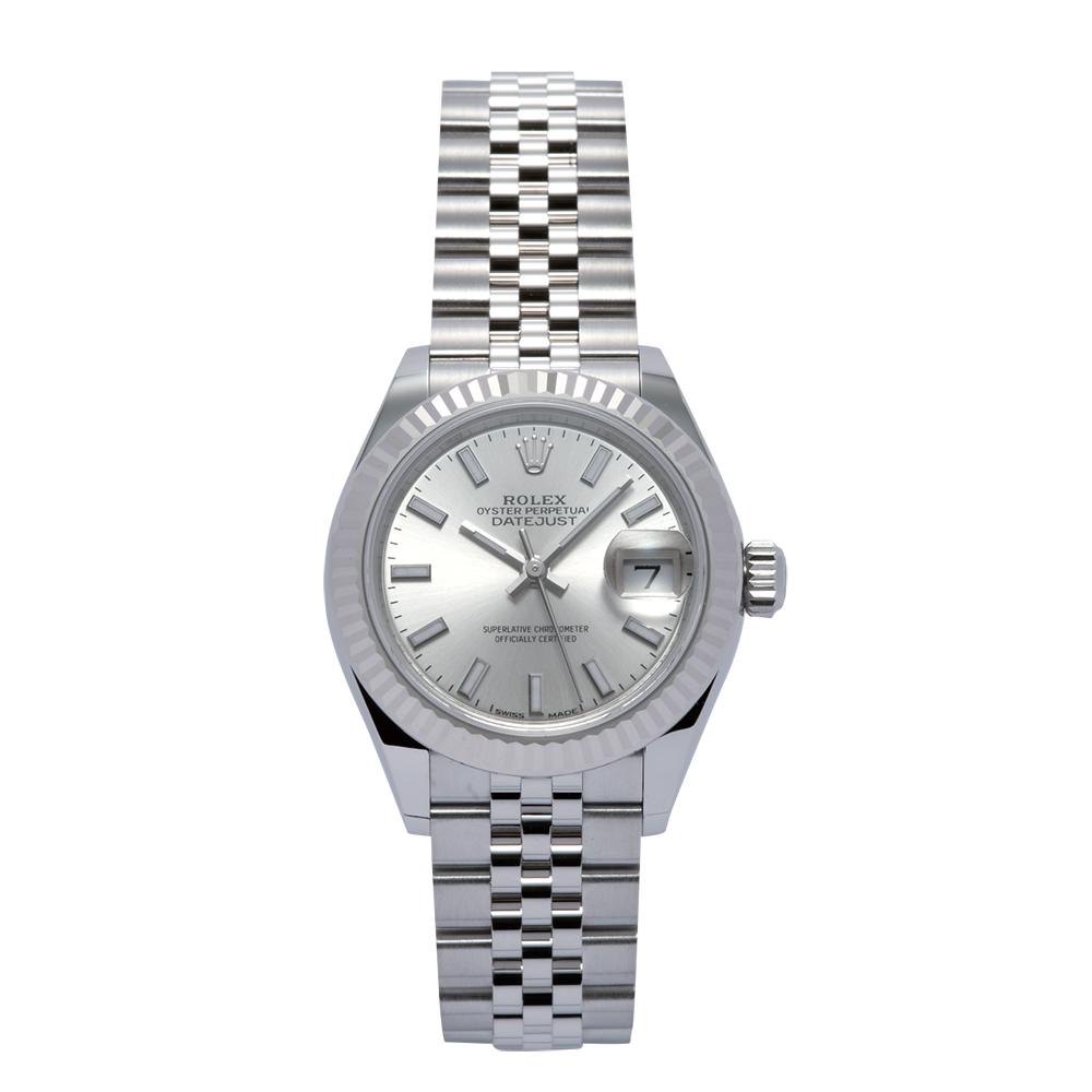ロレックス ROLEX 腕時計 レディースウォッチ デイトジャスト28 279174 シルバー文字盤 28mm 【お取り寄せ】【wcl】 【お取り寄せ】【wcl】