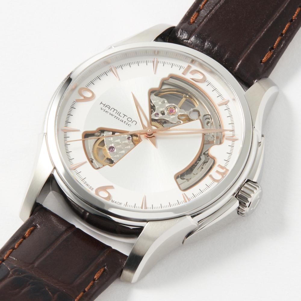 ハミルトン HAMILTON 腕時計 メンズウォッチ 【Jazzmaster】 H32565555 シルバー