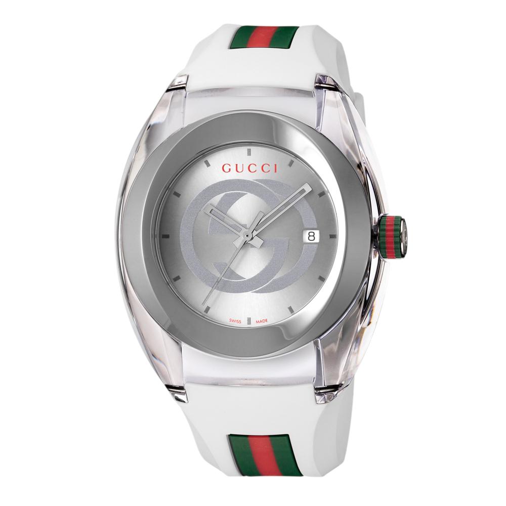 グッチ GUCCI 腕時計 メンズウォッチ 【SYNC】 YA137102A 【wcm】