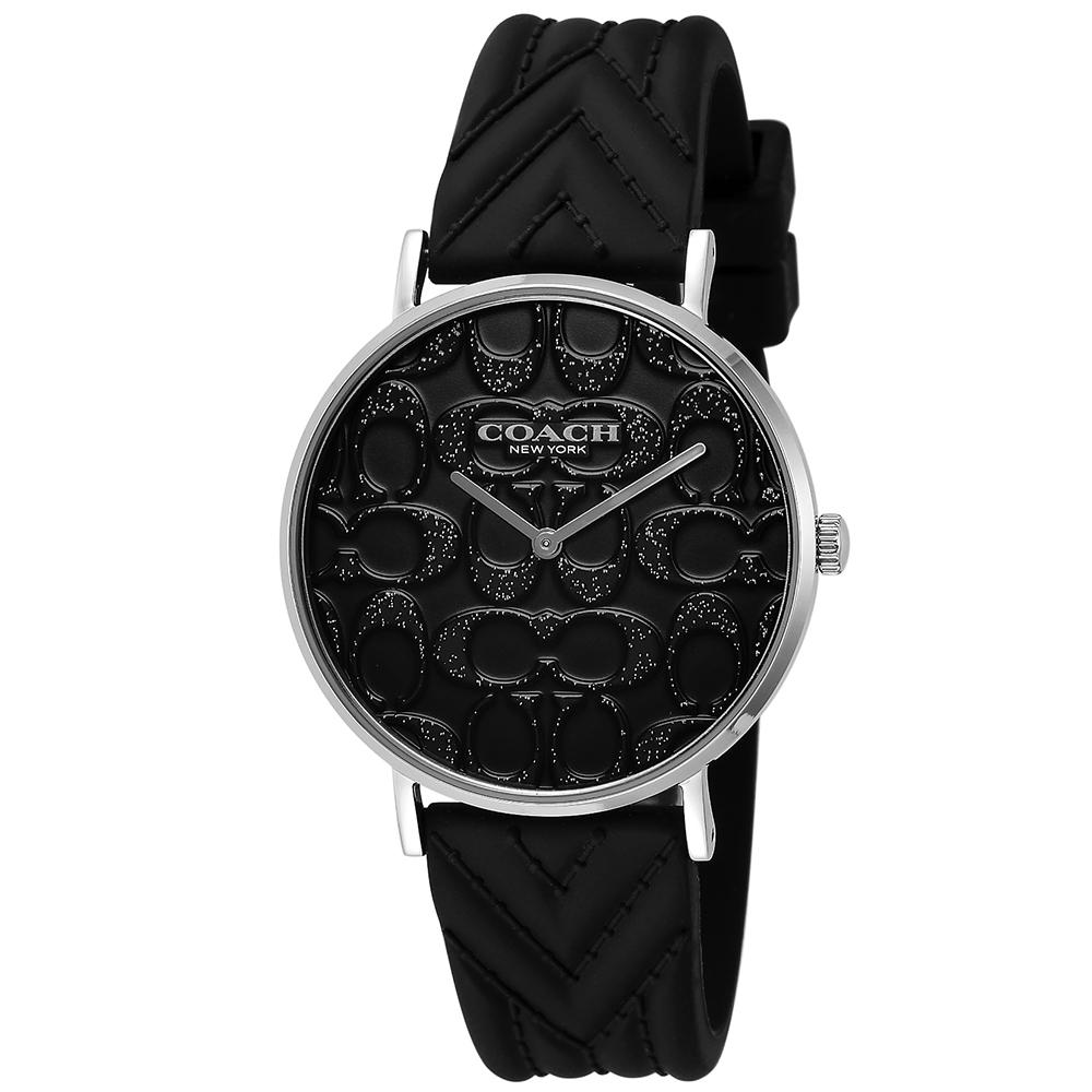 コーチ COACH 腕時計 レディースウォッチ 【PERRY:ペリー】 14503028 BLACK/BLACK 【wcl】
