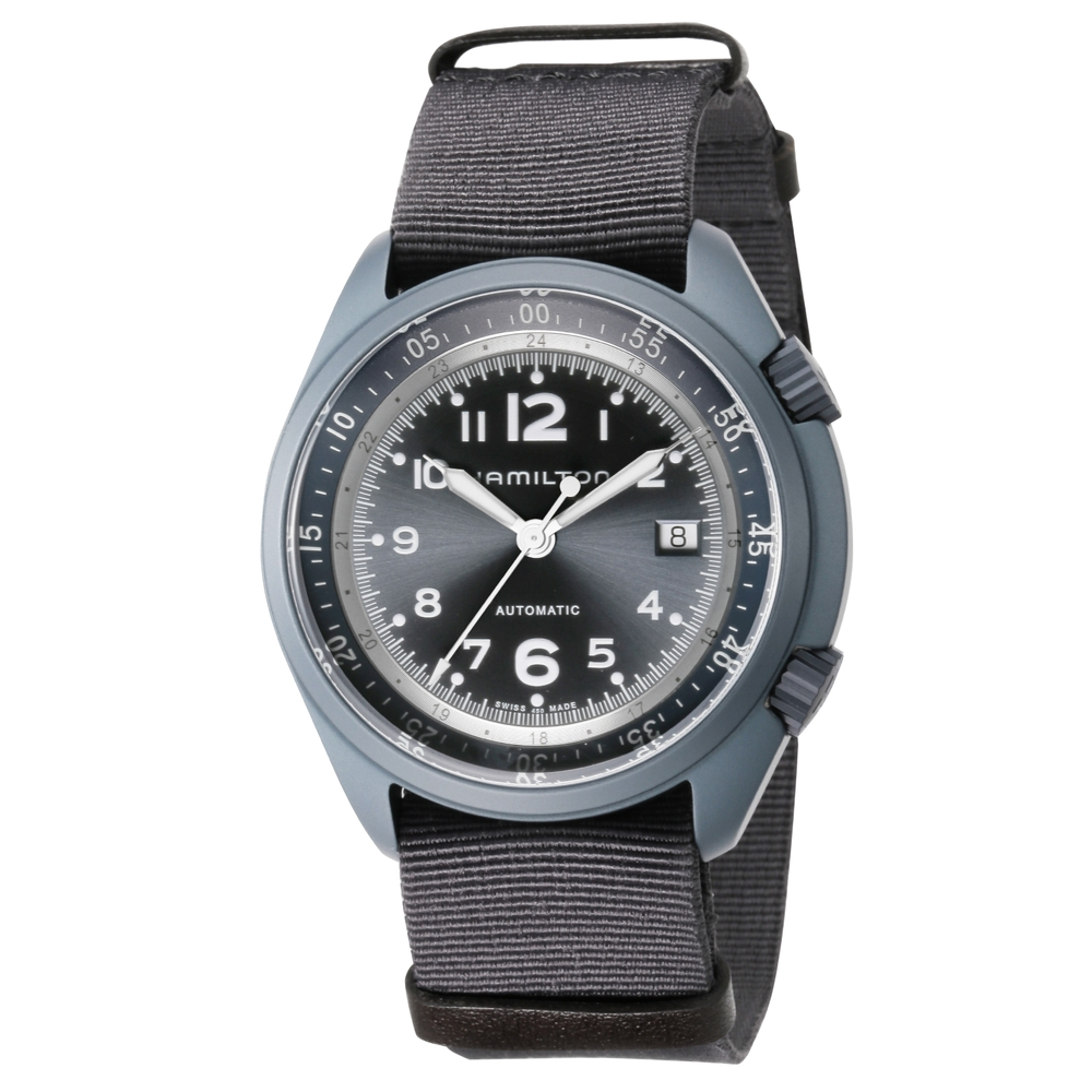 46%OFF ハミルトン 腕時計 メンズウォッチ 3 4 評価 再入荷/予約販売! 20時~3 16 10時まで 期間限定ポイント10倍対象商品 H80495845 wpb KHAKI wcm AVIATION gdm ネイビー HAMILTON