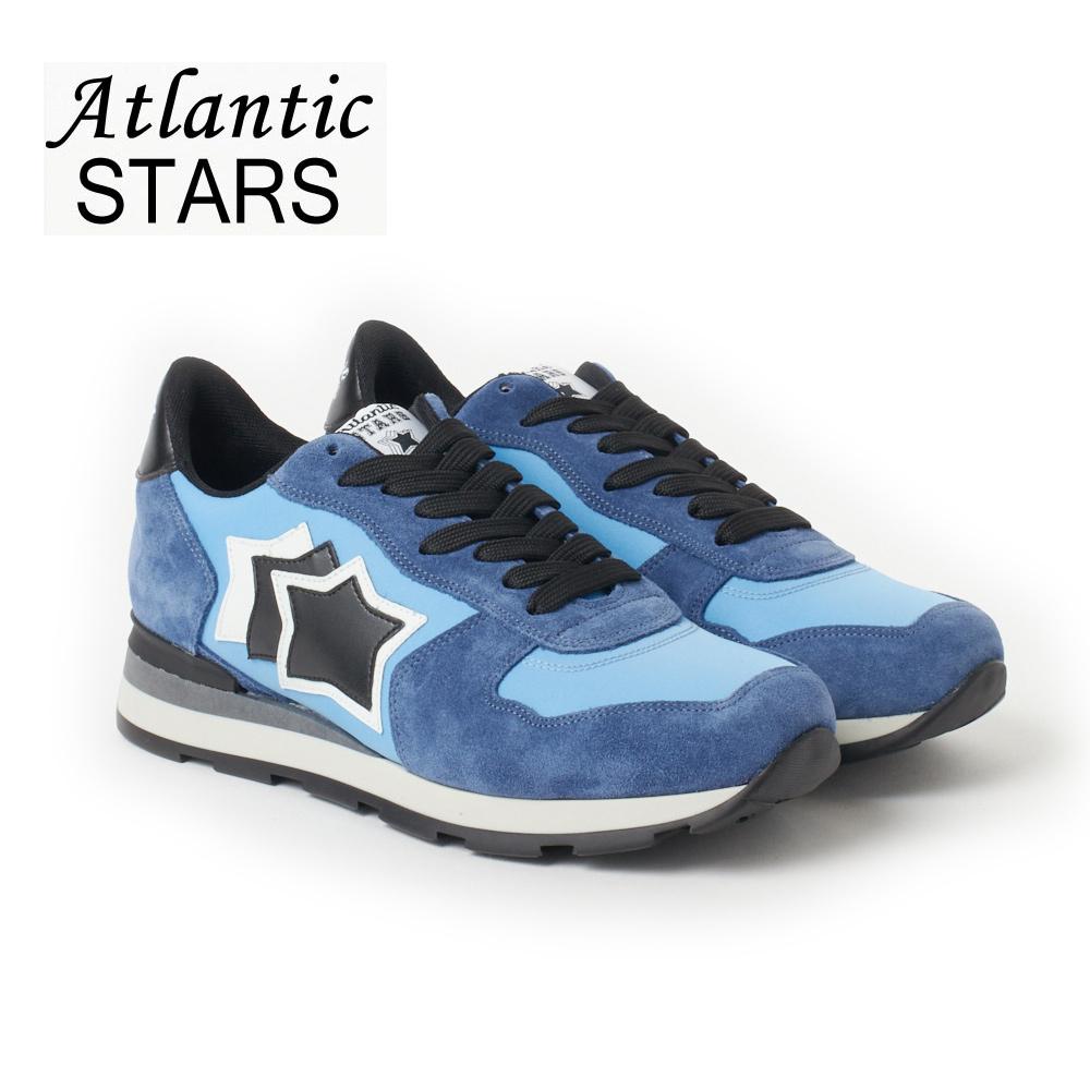 アトランティックスターズ メンズ スニーカー ATLANTIC STARS ANTARES AAZ 81N ネイビー 【shm】【zkk】【sws】