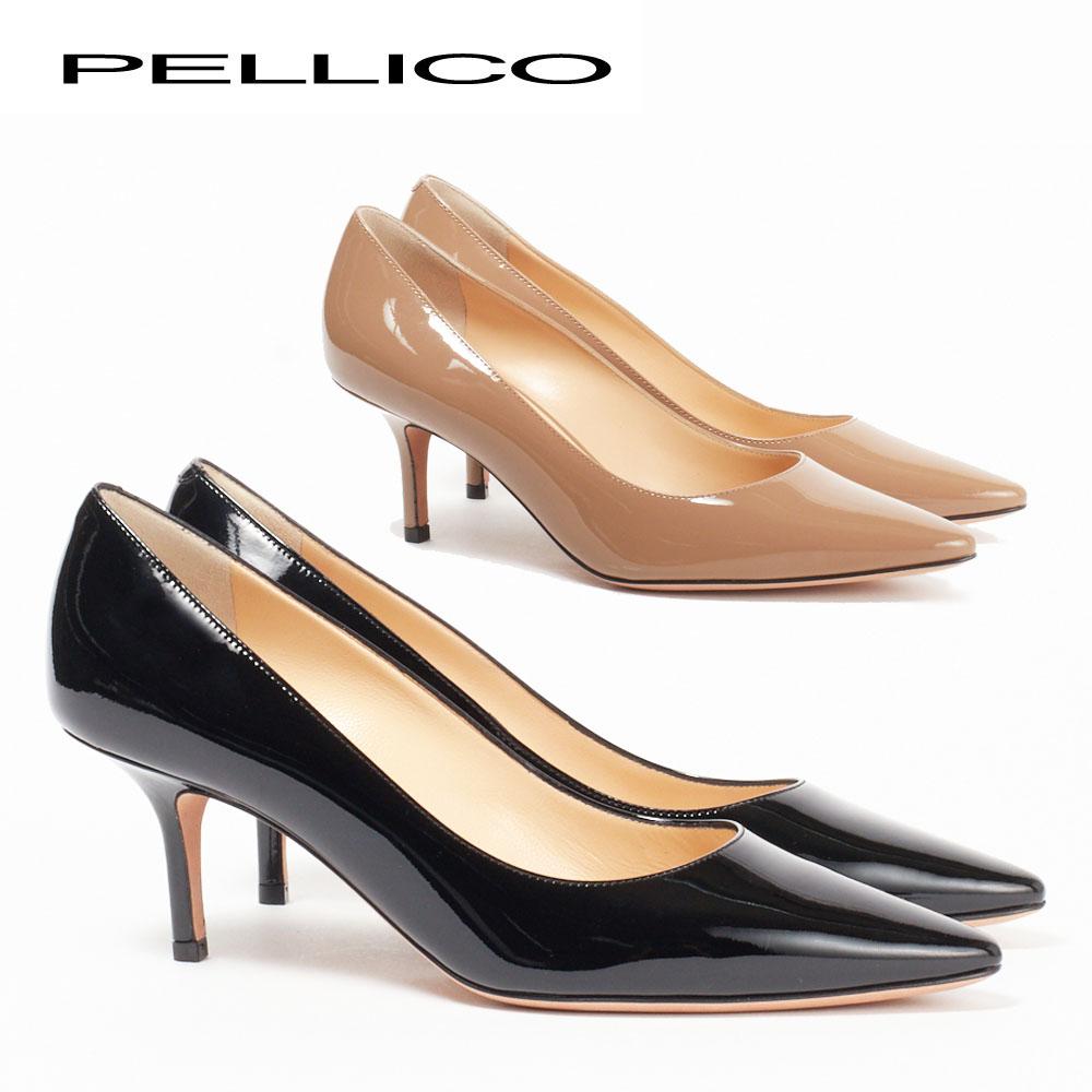 ペリーコ パンプス PELLICO 2752 NEBI 65 SC 【fll】