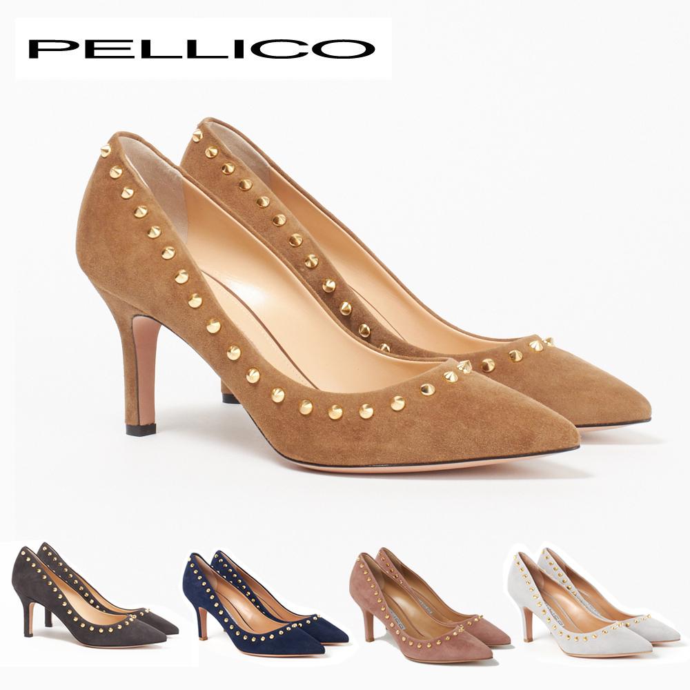 ペリーコ パンプス PELLICO 2123 ANDREA 80SC
