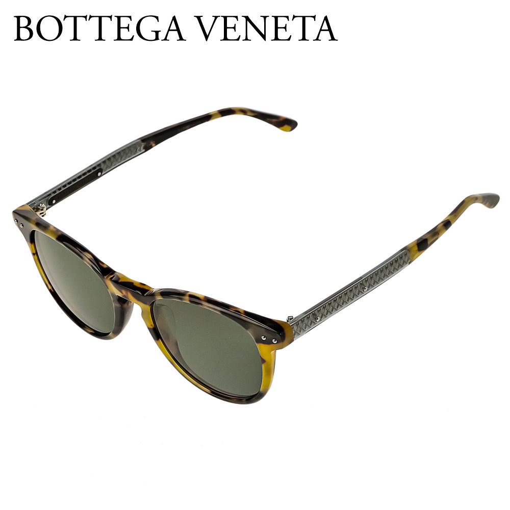 ボッテガヴェネタ メンズ サングラス 【ASIAN FIT】 BV0128SA ブラウン系(005 MARBLEBROWN/BROWN) BOTTEGA VENETA 【zkk】