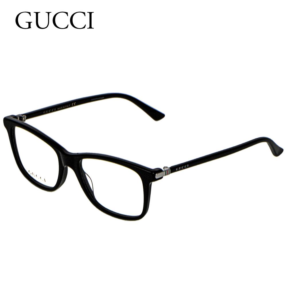 グッチ メンズ メガネフレーム 【INTERNATIONAL FIT】 GG0018O ブラック(001 BLACK) GUCCI 【zkk】