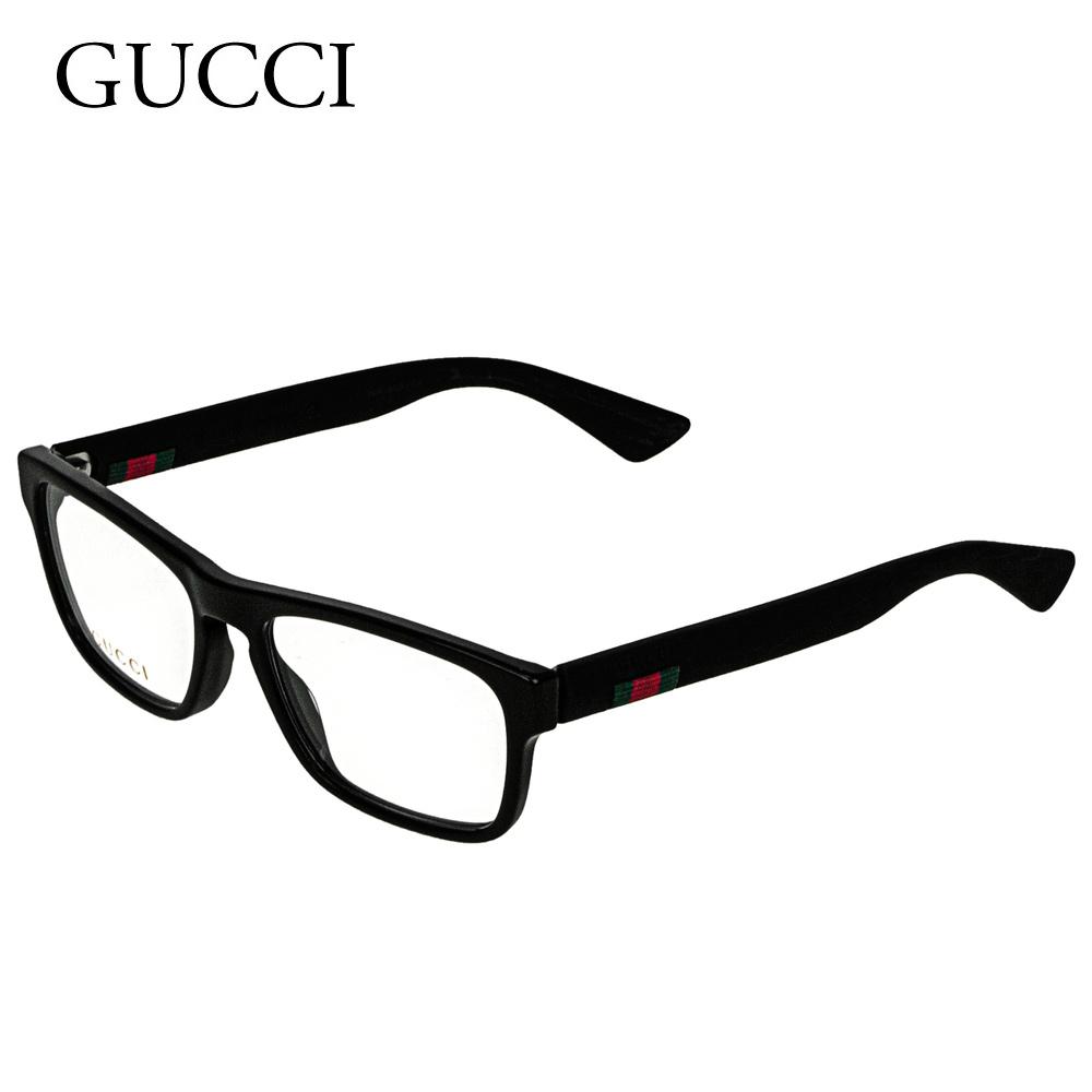 グッチ メンズ メガネフレーム 【INTERNATIONAL FIT】 GG0174O ブラック(001 BLACK) GUCCI 【zkk】