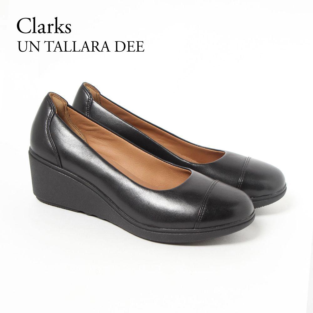 クラークス CLARKS レディース シューズ UN TALLARA DEE ブラック 【shl】【zkk】【sws】