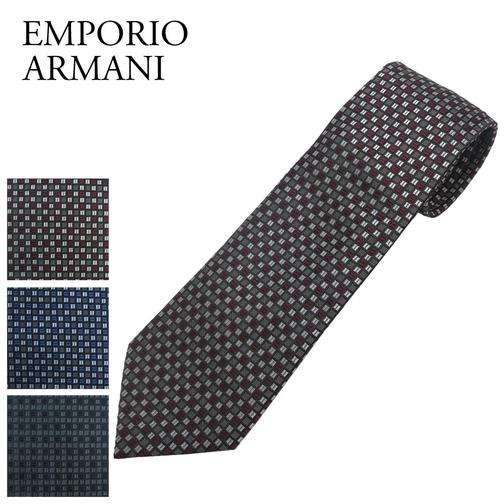 エンポリオアルマーニ ネクタイ 9A312 選べるカラー EMPORIO ARMANI 【zkk】