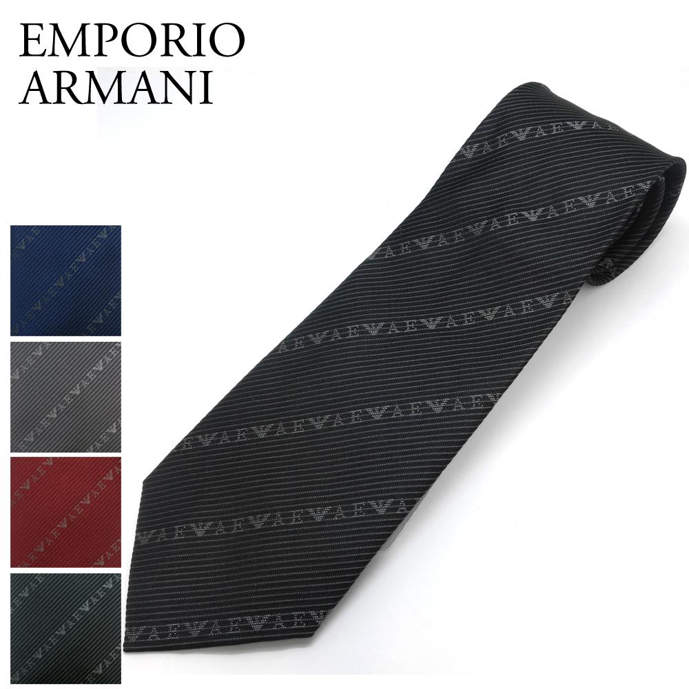 エンポリオアルマーニ ネクタイ 9P618 選べるカラー EMPORIO ARMANI 【zkk】