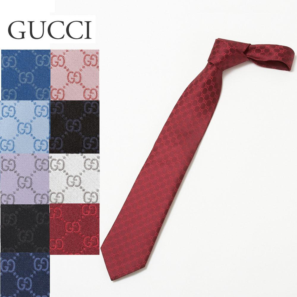 グッチ GUCCI ネクタイ 【FEDRA】 456520 4B002 選べるカラー