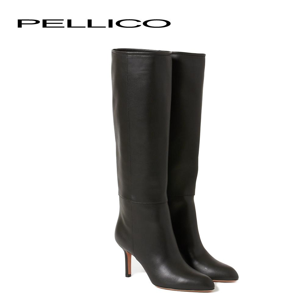 ペリーコ PELLICO ロングブーツ 9610 METRO 80 TB ブラック 【shl】【zkk】