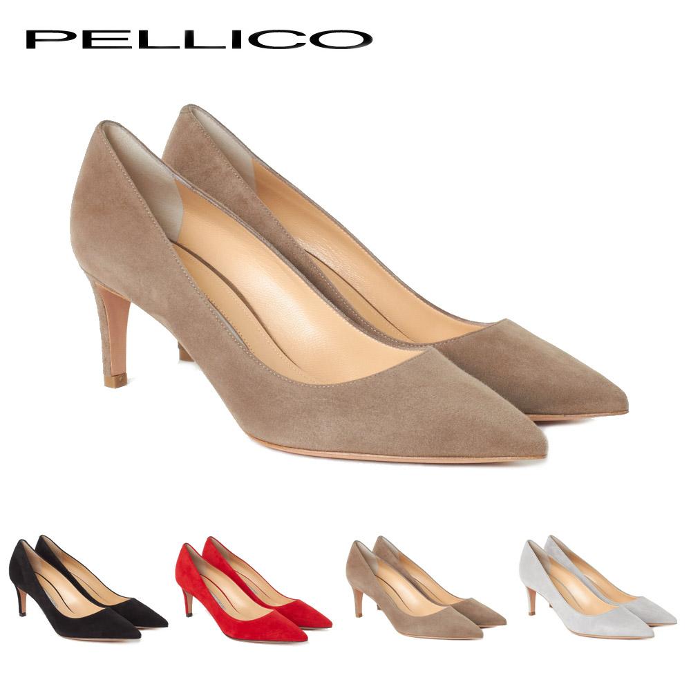 ペリーコ PELLICO パンプス 2570 CORA 65 SC 【fll】