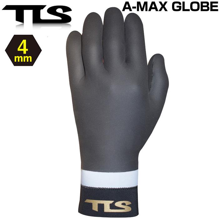 エックススポーツ お歳暮 初売り 防寒グッズ サーフグローブ TOOLS グローブ サーフィン ツールス サーフ TLS Glove Globe 防寒 Flex 4mm 希望小売価格の10%OFF 手袋 A-MAX