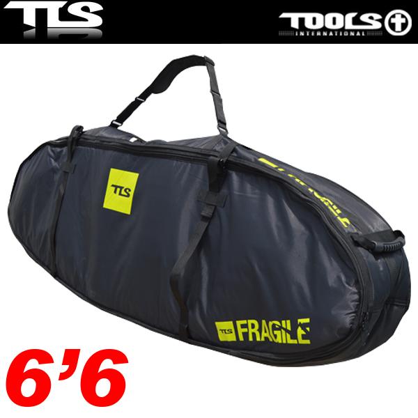 TOOLS サーフボードケース 6'6 ハード 大型 バッグ ショートボード 3本収納可 TLS ツールス サーフィン サーフボード