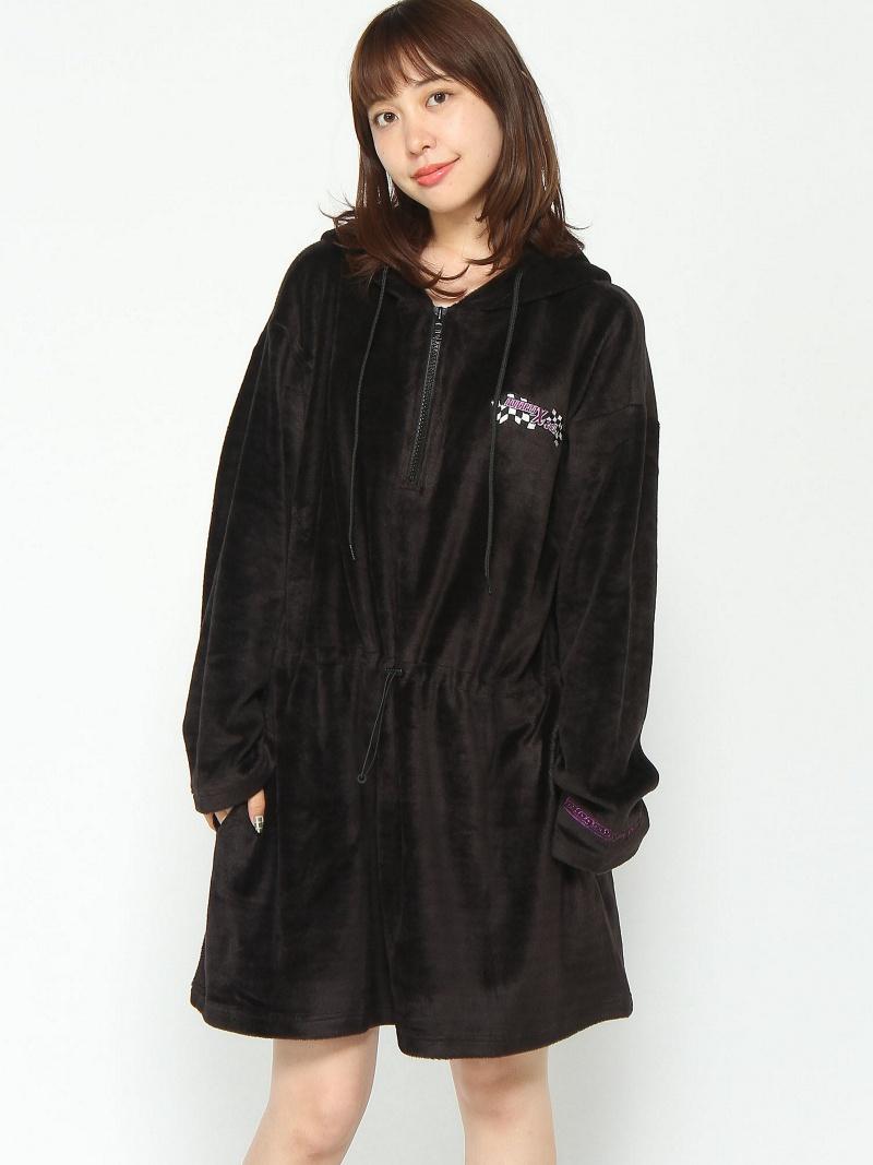 [Rakuten BRAND AVENUE]XG X NONA9ON FLC DRS X-girl エックスガール ワンピース【送料無料】