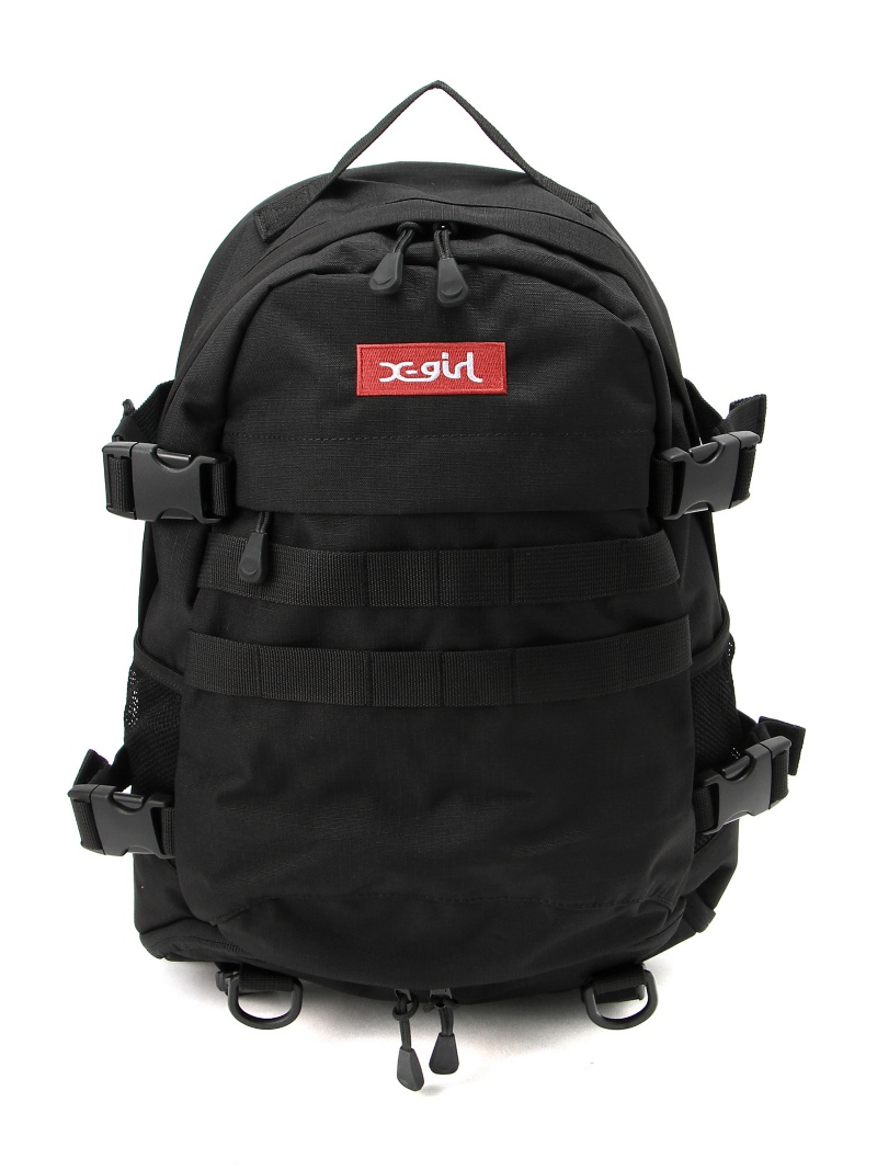 [Rakuten BRAND AVENUE]MINI ADVENTURE BACKPACK X-girl エックスガール バッグ【送料無料】