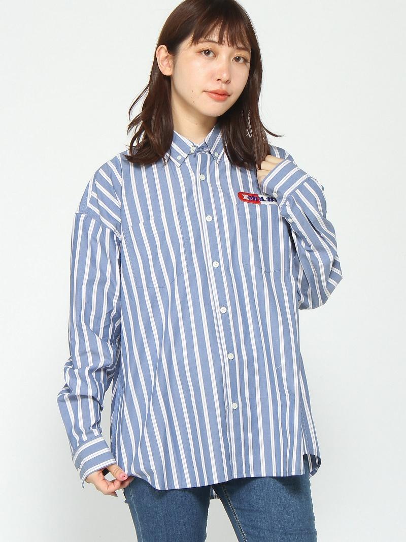 [Rakuten BRAND AVENUE]GIRL SKATEBOARDS SHI エックスガール シャツ/ブラウス【送料無料】