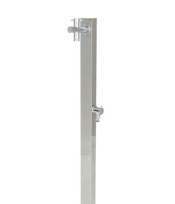 【送料無料】2口水栓柱 ウォーターポスト スクエアー