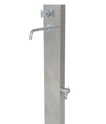 【送料無料】2口水栓柱 ウォーターポスト Iスタイル