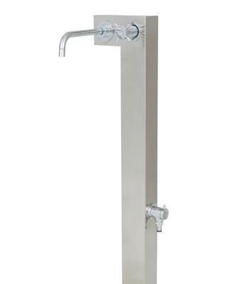 【送料無料】2口水栓柱 ウォーターポスト Lスタイル