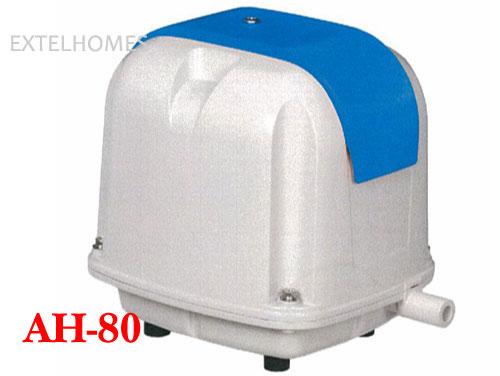 浄化槽ブロアーAP-80AH-80LP-80の後継機風量75-80L/min用メーカー:安永(ヤスナガ)同じ風量のブロワーなら交換可能です送料無料