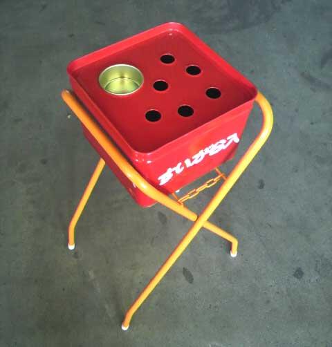 一部予約 たばこ 灰皿 灰皿スタンド 工事用灰皿 吸殻スタンド 信頼